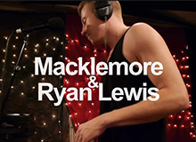 MACKLEMORE & RYAN LEWIS – Can't Hold Us (Live at KEXP)